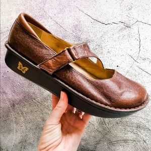 Alegria Dayna Pro Day 815 leather shoes 42
